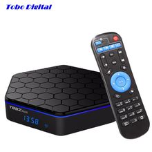 T95Z Plus 3G 32G Amlogic S912 Android TV Box  4K x 2K H.265 Decoding 2.4G + 5G Dual Band Android 7.1 WiFi Smart Media Player