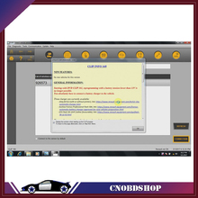Can Clip for Renault V165 Software CD(China)