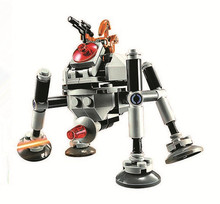 Star Wars Microfighters Series 2, Homing Spider Droid (75077)  compatible with Lego 75077