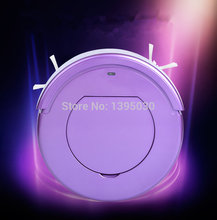 1PC KRV205 Ultra-Thin Intelligent Robot Household Automatic Efficient Vacuum Cleaner(China)
