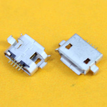 cltgxdd For Gionee S606 gn180 for OPPO T29 R805 R803 5PIN Mini Micro USB charging port jack connector socket Female(China)