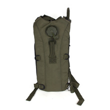 3L Hydration Pack Bladder Water Bag Pouch Hiking Climbing Survival Outdoor Backpack