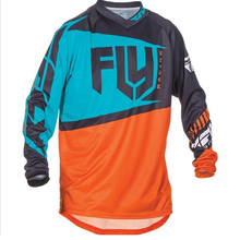 Cycling  Breathable Motocross Jersey 100% cycling moto shirt Thrilling game bicycle riding clothes Mountain Bike downhill gear D