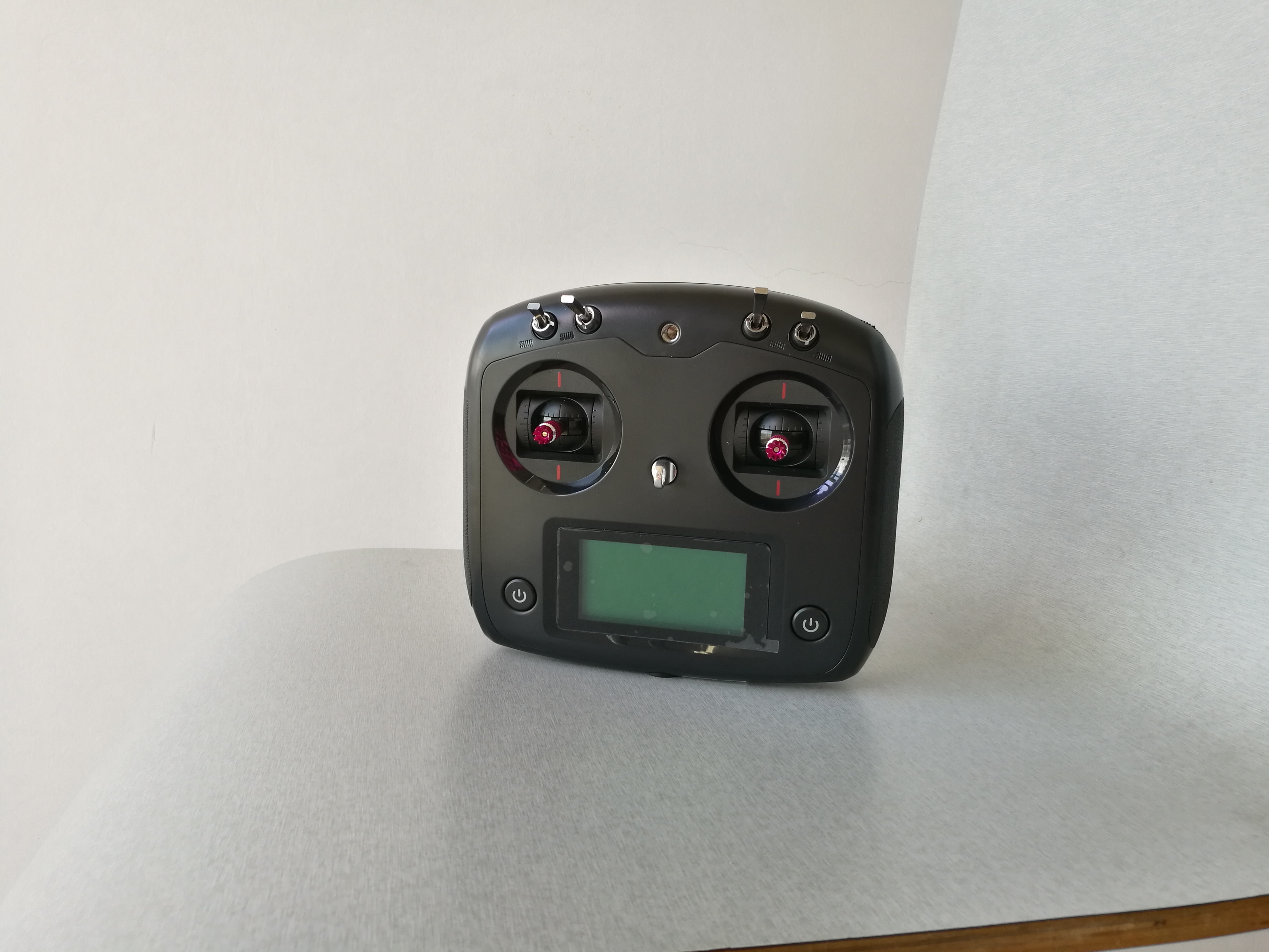 Flysky FS-i6S 10CH 2.4G TX w/ FS-iA6B RX + Phone Holder For for Drone Quadcopter