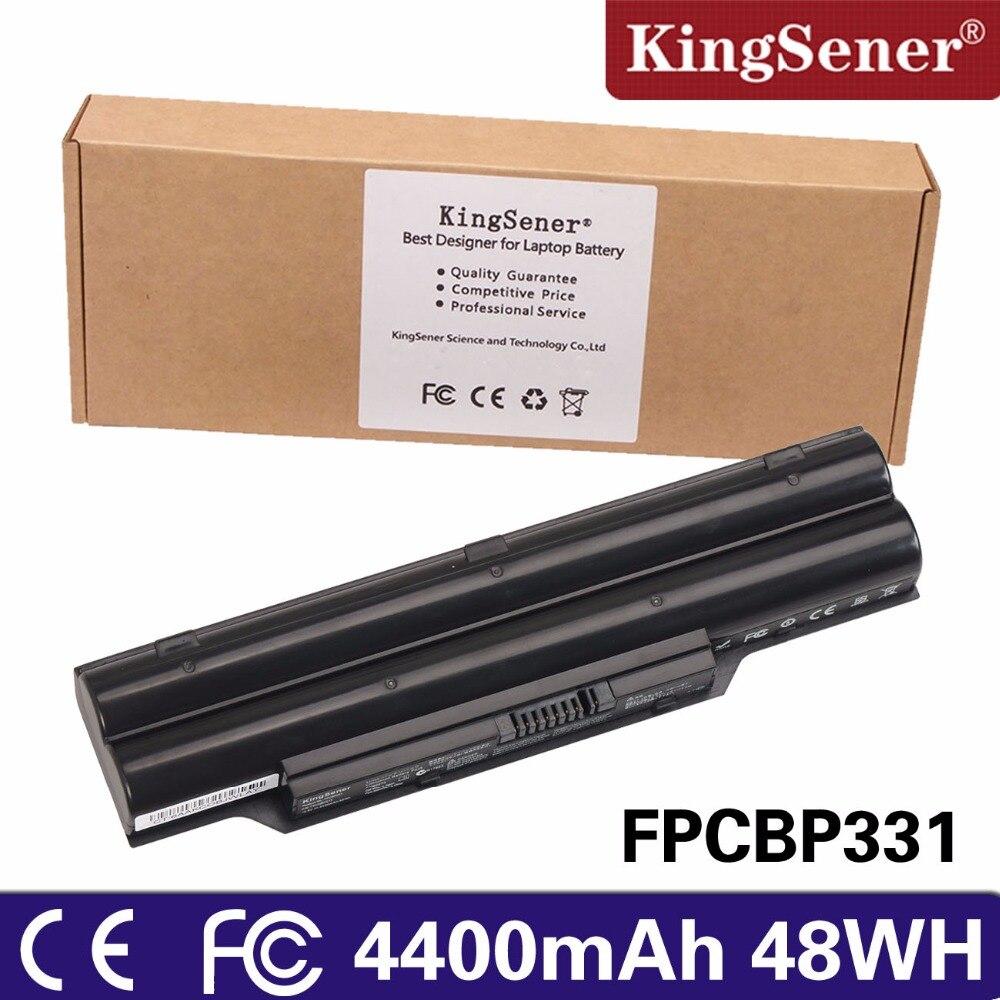 KingSener Japanese Cell FPCBP331 Battery for Fujitsu LifeBook A532 AH512 AH532 AH532/GFX FPCBP331 FMVNBP213 FPCBP347AP 4400mAh<br>