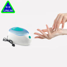 LINLIN Paraffin Therapy Bath Wax Paraffin Pot Warmer Salon Spa 200W 2 Level Control Machine 50Hz Frequency Hair removal Manicure