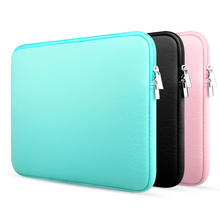 Fashion new 11 13 14 15 Laptop Bag For Notebook Computer 11.6 13.3 15.4 sleeve case For apple Macbook Air Pro retina