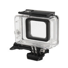45m Waterproof Underwater Protective Housing Case Cover For Gopro Hero 5 Sports Camcorder Camera Compact Light(China)