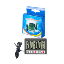 Buy Electronic Thermostat Tester Indoor Outdoor Mini LCD Display Digital Room Thermometer for $2.31 in AliExpress store
