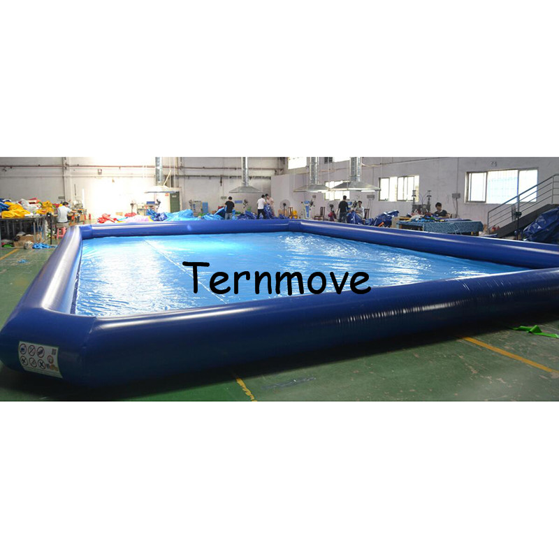 giant inflatable water pool6