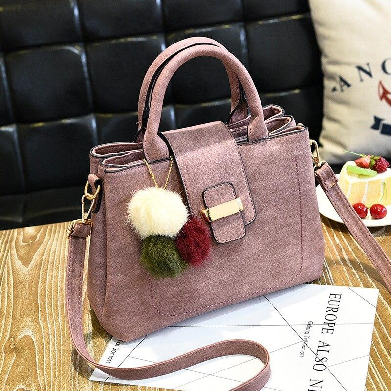 Europe women leather handbags PU handbag Patent handbag Women Shoulder Bags Cross Lock Design Women Leather Handbags Totes<br>