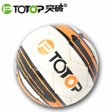 PTOTOP TPFB51 PU Football Match Training Balls Anti-Slip Seemless Match Training Competition Football Soccer Ball Hot Sale
