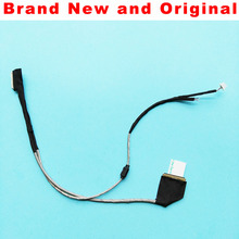 New ORIGINAL LCD CABLE for Acer Aspire One D150 D250 AOD250 LED LVDS LCD Flex Video Cable KAV60 Series DC02000SB10(China)