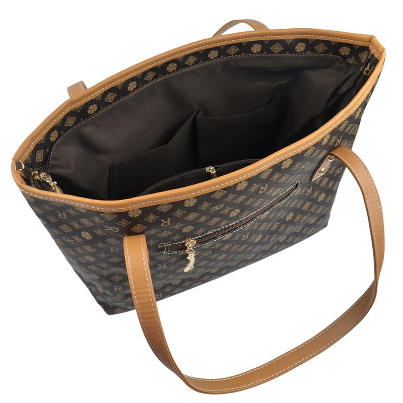 Micom Printed Bag Female Luxury Handbags Women Bags Designer Shoulder Bags Women High Quality Leather Hand Bag Bolsa Feminina 27