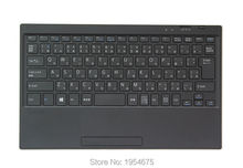 New Genuine for Sony Tap 11 SVT11 VGP-WKB16 11.6-inch Bluetooth wireless keyboard Japanese version Black Free shipping!