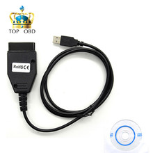 Quality A+++ For Ford VCM OBD Interface Diagnostic Auto Scanner Scan Tool USB Cable For Ford VCM IDS Scan Tool Good Function(China)