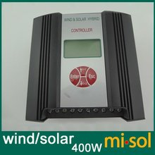 Hybrid Wind Solar Charge Controller 400W Regulator, 12V, wind charge controller(China)