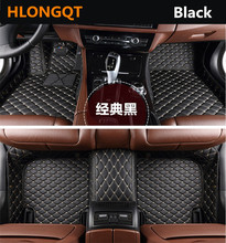 Buy Auto Floor Mats TOYOTA RAV4 2013.14.2015.2016.2017 Foot Carpets Car Step Mats High Brand New Embroidery Leather Mats for $82.50 in AliExpress store