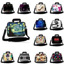"10"" Notebook Shoulder Bags 12"" Nylon Briefcase Laptop Bag Macbook Chuwi Xiaomi 13"" 12.9"" 14"" 15"" 17"" Messenger Computer Bag"