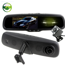 "MJDXL Car DVR Camera HD 1080P 800*480 5"" TFT LCD Auto Dimming Car Bracket Rearview Parking Mirror Monitor Video Recorder DVR"