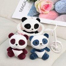 Baru 10 Cm Lucu Kartun Panda Plush Boneka Mainan untuk Bayi Bayi Lembut  Lucu Boneka Yang 9061fbab9e