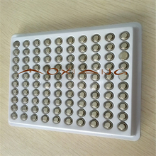 high quality 100PCS/LOT Ag4 1.5v button battery lr626 377 sr626sw 177 button cell battery watch toy electronic(China)
