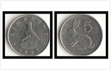 Zimbabwe Coins