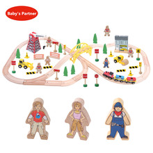 2017 Diecasts Toy Vehicles Kids Toys Thomas train Toy Model Cars wooden puzzle Building slot track Rail transit Parking On Stock(China)