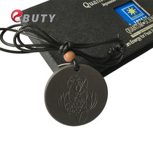 Angel Spiritual Design Quantum Scalar Energy Pendants with Authenticity Bio negative ion Card, Gift box, Free Drop Shipping