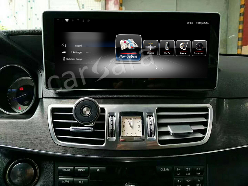 10.25Inch navigation for benz w212 13-14 2