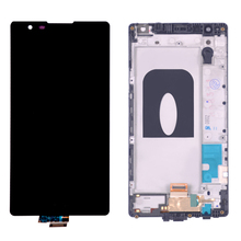 For LG X Power K220DS K220 LCD Display + Touch Screen Digitizer Assembly with Frame Free Shipping