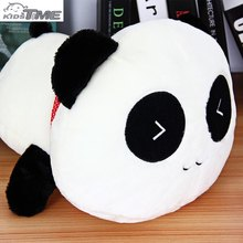 55cm=21.6'' Giant Panda Pillow Plush Toys Stuffed Animal Toy Doll Valentine's Day Gift Kids Gift,Free shipping(China)