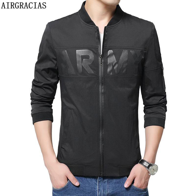 AIRGRACIAS 2017 Spring New Design Men Jacket Men C...