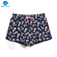 Summer women board shorts swimsuits sexy quick dry polyester pockets lady swim shorts elastic swimming surf beach bermuda plavky