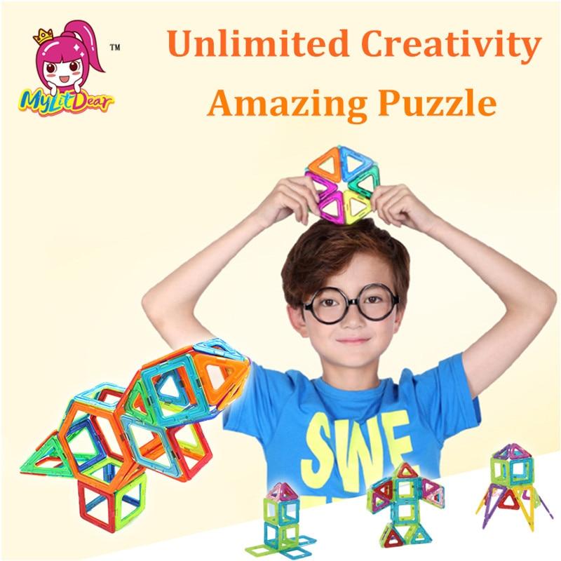 MylitDear Kids Toys 32PCS Enlighten Bricks Educati...