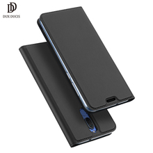 "DUX DUCIS Leather Wallet Case for Huawei Mate 10 Lite Flip Cover Phone Cases for Huawei Mate 10 Lite Nova 2i Nova2i Hoesjes 5.9""(China)"