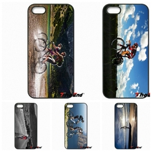 Road Biking Cycling Wallpaper Hard Black Phone Case Cover For iPhone 4 4S 5 5C SE 6 6S 7 Plus Galaxy J5 A5 A3 S5 S7 S6 Edge