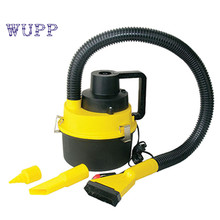 Cleaner Wet 12V 90W Power Car Vacuum Dual-Purpose Portable Vehicle Cleaner quality new fashion cool handy drop shipping july28(China)