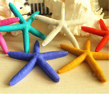 Resin starfish,Home crafts ornaments,Baby toys,Fashion decoration 13cm