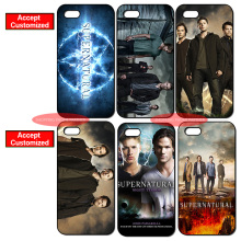 Supernatural Plastic Hard Cover Case for iPhone 4 4S 5 5S SE 5C 6 6S 7 Plus iPod Touch 5 LG G2 G3 G4 G5 G6 Sony Z2 Z3 Z4 Z5