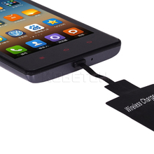 5V Qi Wireless Charger Adapter Charging Accessories  Android Universal Receiver For Phone