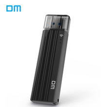 DM WFD016 wireless USB Flash Drive High-speed Transmission USB 3.0 Pen drive For iPhone / Android / PC 32G Usb Flash Disk