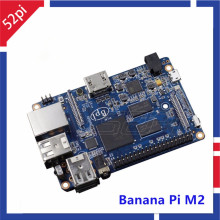 In stocks! Original Banana Pi M2 BPI-M2 A31S Quad Core on-board WiFi 1GB RAM Open-source Development Board Single Board Computer(China)