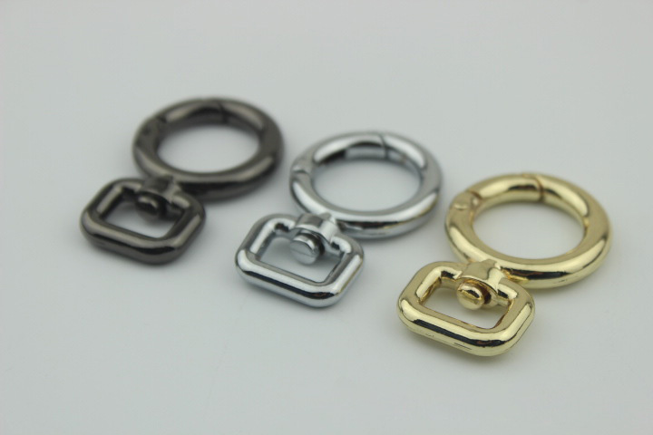 HK006 Bag clasp hook buckle (8)