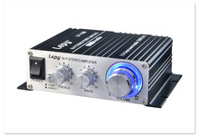 LP-V3S mini hi-fi power amplifier Class T digital signal High fidelity power amplifier dc DC12V power amplifier