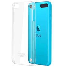 IMAK Crystal Case II Ultra Thin Transparent Wear-resisting PC Hard Case Cover For Apple ipod Touch 6 Phone Bags Cases