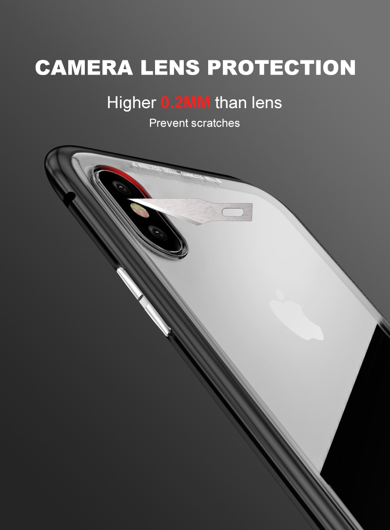 Magnetic case for iphone 8 (11)