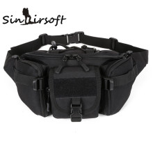 SINAIRSOFT 2017 Hip Pack  Waist Packs Waterproof Waist Bag Fanny Pack BELT BAG Molle Military Bumbag  Retail