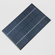 4.2W 18V Polycrystalline Solar Cells Solar Panels Solar Module For Charging 12V Battery DIY Solar System 200*130MM Free shipping