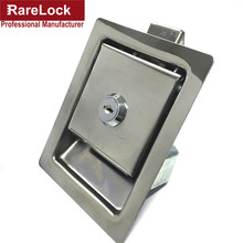 Rarelock New High Quality Stainless Steel Pickup Accessories Bus,Truck Door Lock Cerradura g